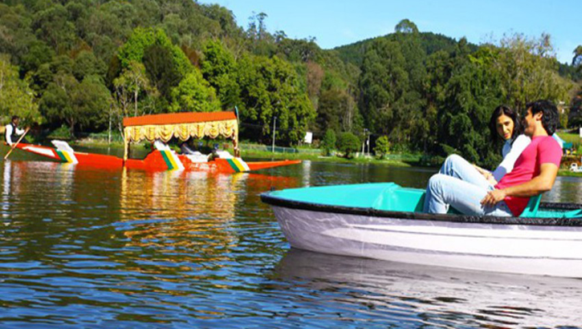 Honeymoon Package - Kodaikanal 1 Night / 2 Days