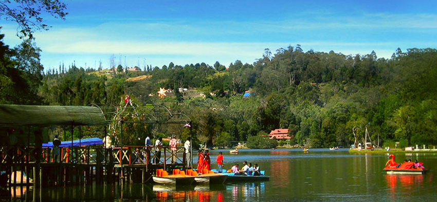 Kodaikanal Weekend Tours - 2 Nights / 3 Days
